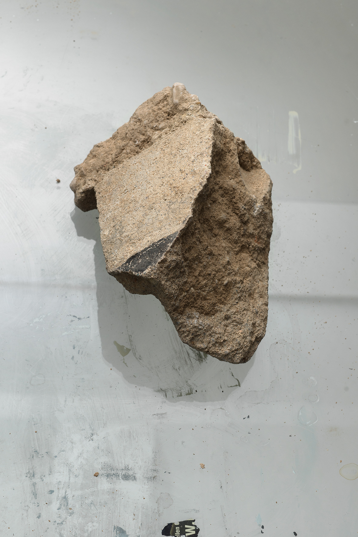 untitled (stone IV), Andrzej Steinbach